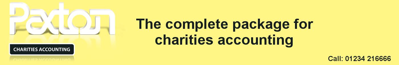 Paxton Charities Accounting
